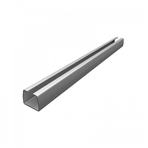 Направляющая балка сечением 70х60х3,5 мм., длина 6 м.
