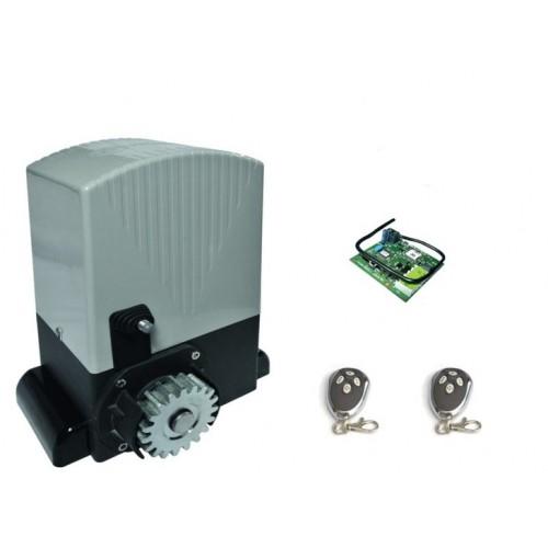 Комплект автоматики AN-Motors ASL2000KIT для откатных ворот, вес ворот до 2000 кг