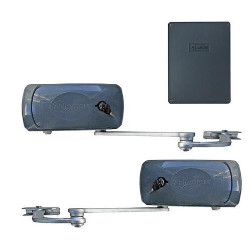 Комплект линейных приводов для распашных ворот AN-Motors ASW4000KIT (вес ворот до 800 кг, длина створки до 4 м.)