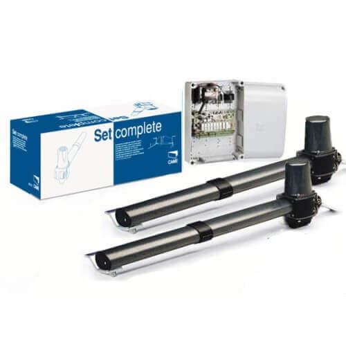 Комплект линейных приводов для распашных ворот Came Krono 310 (вес ворот до 800 кг, длина створки до 3 м.)