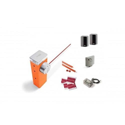Автоматический шлагбаум Nice M5BAR4KIT комплект (для проезда до 4 метров)
