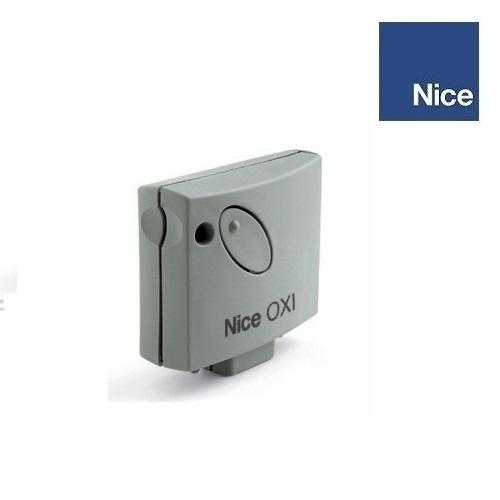 Приемник встраиваемый, 1-но канальный, универсальный NICE OXI