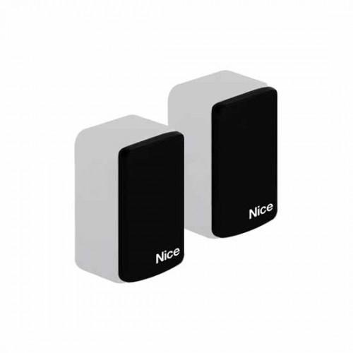 Фотоэлементы безопасности Nice Slim EPS накладные, приемник и передатчик