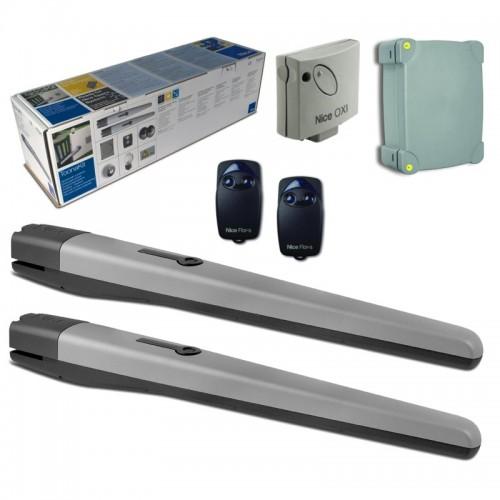 Комплект линейных приводов для распашных ворот Nice TO5016PKIT (вес ворот до 800 кг, длина створки до 5 м.)