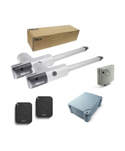 Комплект линейных приводов для распашных ворот Nice TOO3000KLT (вес ворот до 300 кг, длина створки до 3 м.)