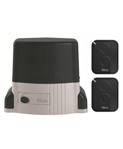 Комплект автоматики Nice TH 1500 KCE для откатных ворот, вес ворот до 1500 кг